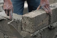construction supplies & mortar mix