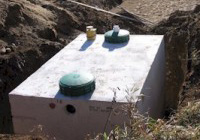 Precast Concrete Septic Tanks